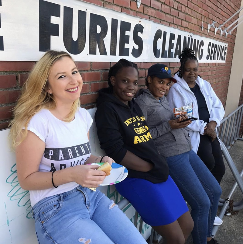 Furies Cleaning Cape Cod Employment